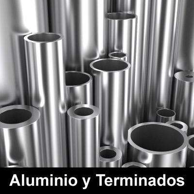 Aluminio y terminados